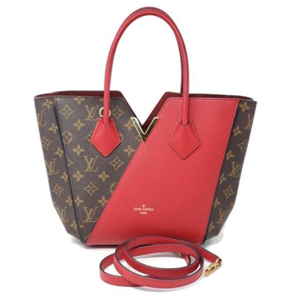 Louis Vuitton Handbags - 100% Auth Louis Vuitton Kimono PM Satchel Bag